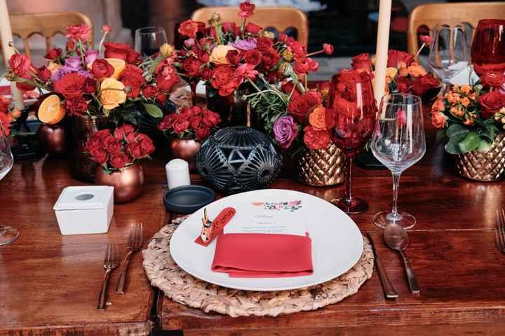 Ideas de boda mexicanas - 2