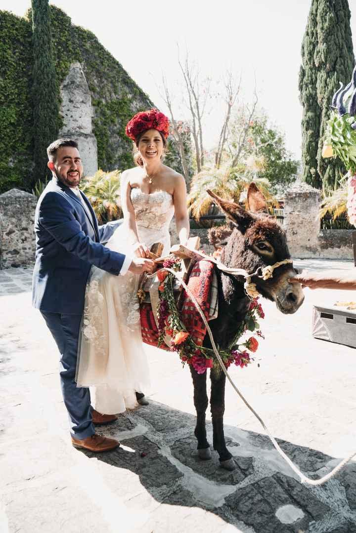 Ideas de boda mexicanas - 5