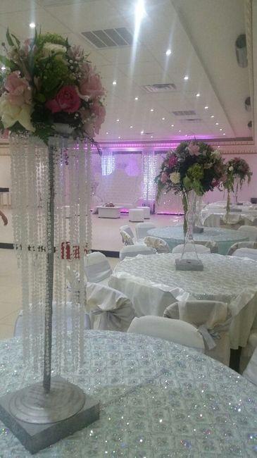 El salon de mi boda foro organizar una boda for Organizar salon