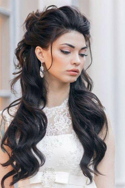 Peinados Cabello Suelto Foro Belleza Bodascommx - Peinados-cabello-suelto
