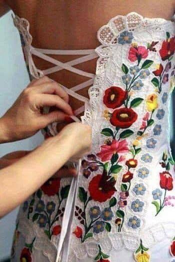 Vestidos temática mexicana 7