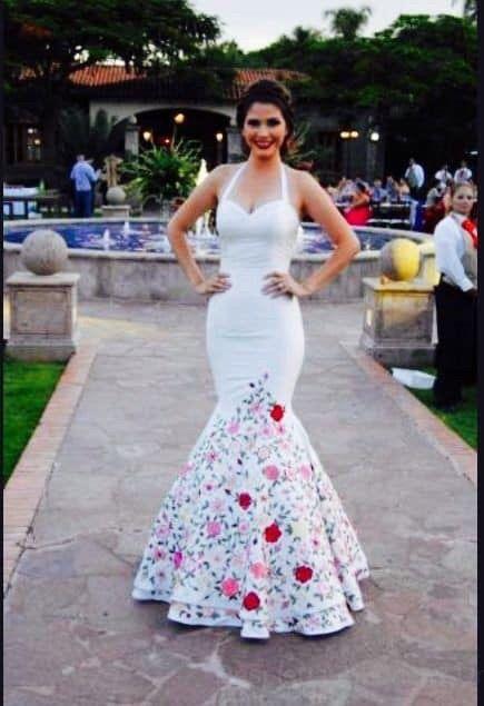Vestidos temática mexicana 21