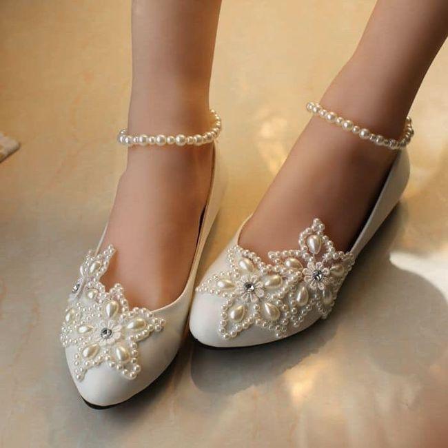 vanguardia de los tiempos super barato se compara con nueva productos Zapatos bajos - Foro Moda Nupcial - bodas.com.mx