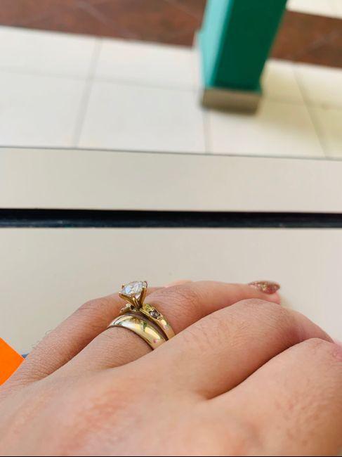 ¡Presume tu anillo! - 1