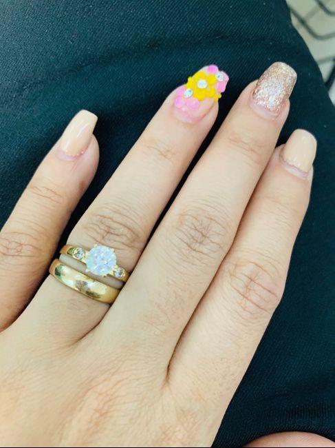 Orden de anillos 💍 - 2