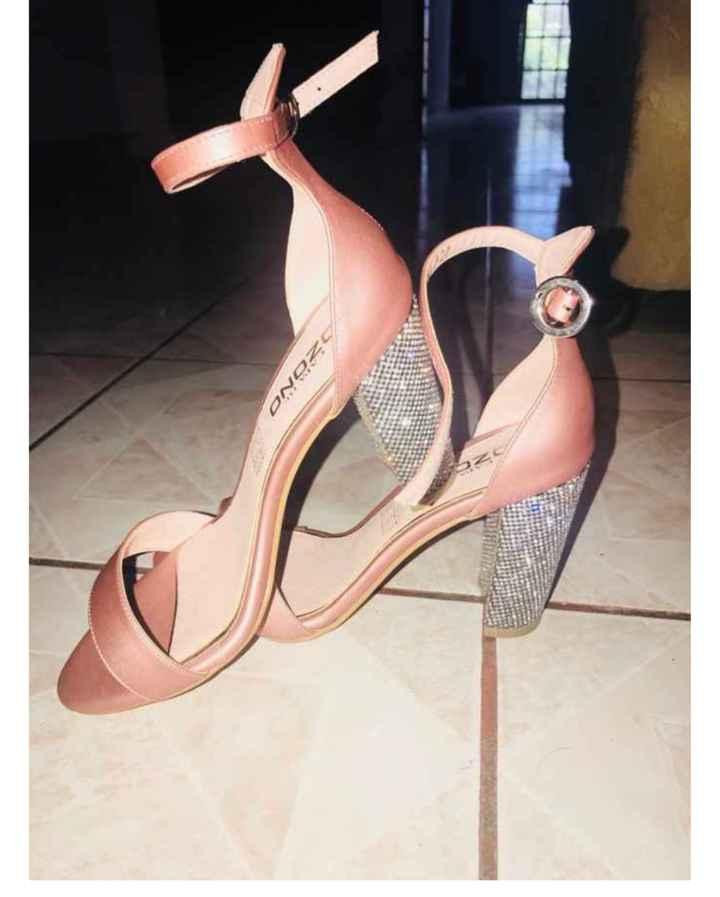 Zapatos de novia ¡muestren como fueron o serán sus zapatos! 👰 - 1