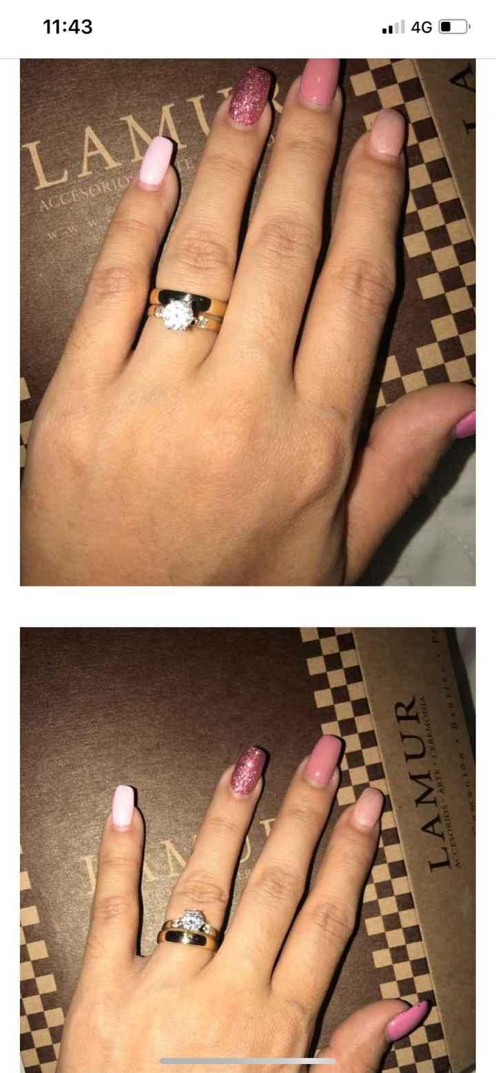 simon Dice....muéstrame tu anillo de compromiso💍 - 1