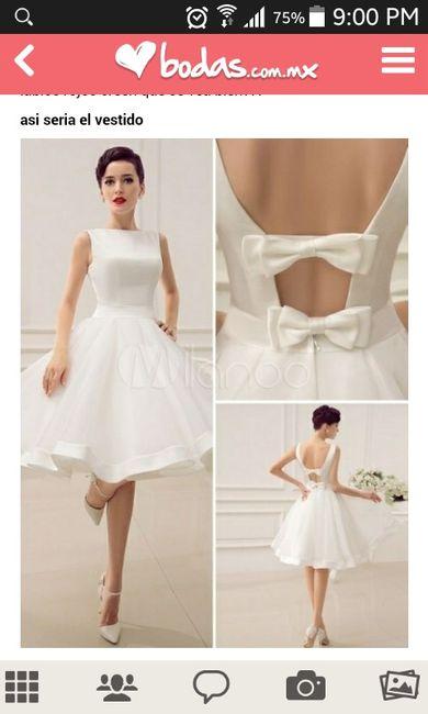 Vestidos de novia por el civil en guadalajara