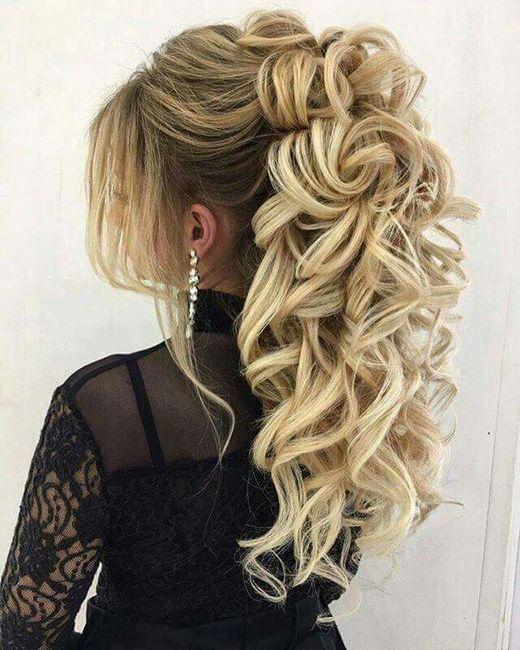 Peinados semi recogidos Foro Moda Nupcial bodascommx