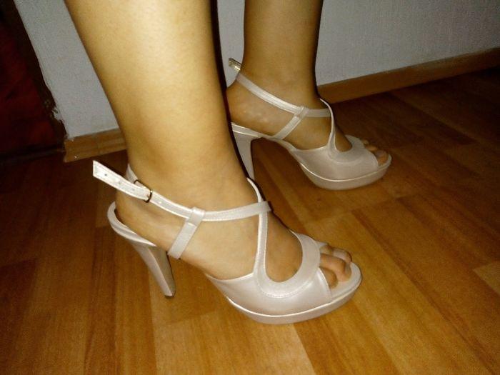 Ya tengo zapatos!! 4