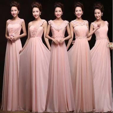 c32032c157 Vestidos damas rosa pastel!! - Foro Organizar una boda - bodas.com.mx