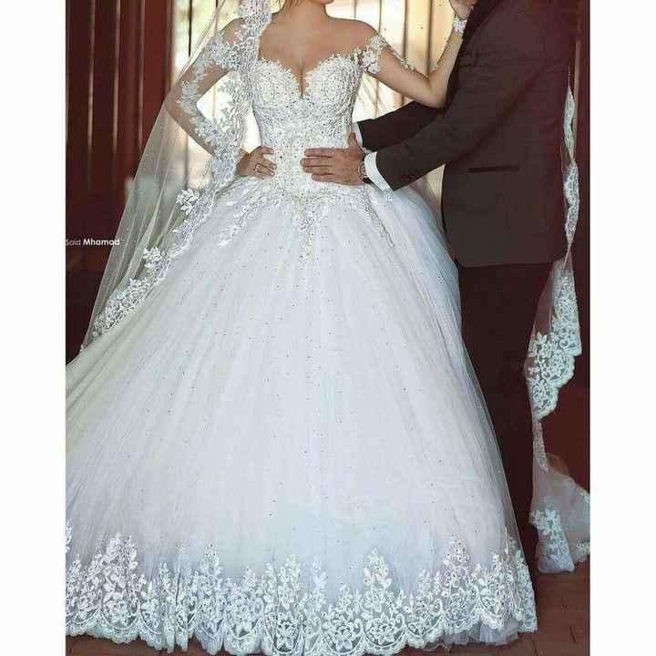 Mi dilema de boda es mi outfit - 1