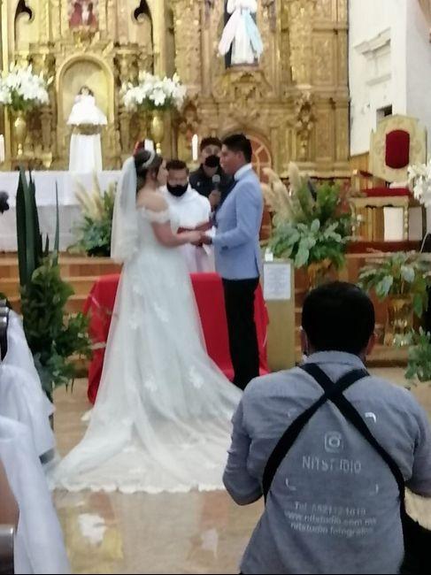 Felizmente casada ❤️😍 5