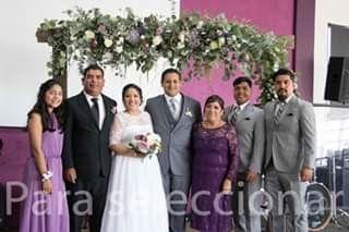 Un poco de nuestra boda c & k 1