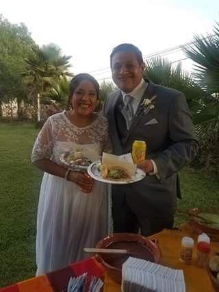 Un poco de nuestra boda c & k 5