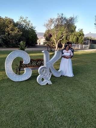 Un poco de nuestra boda c & k 7