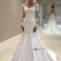 Wedding dress ❤️ - 3