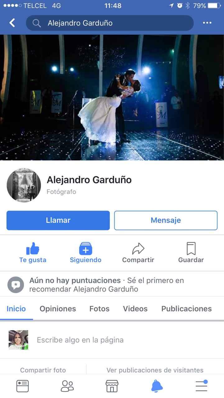 Alejandro Garduño, el peor fotógrafo! - 1