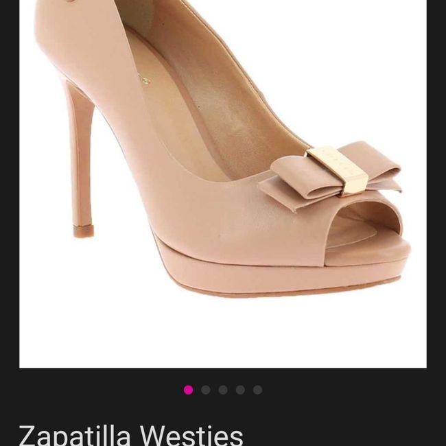 ¡Encontré los zapatos ideales! 3
