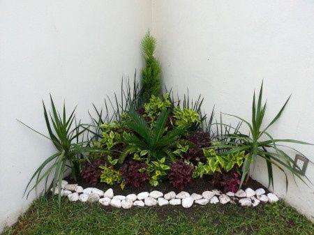 Esquina - Jardin