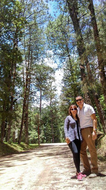 Nuestra luna de miel en Chiapas 25