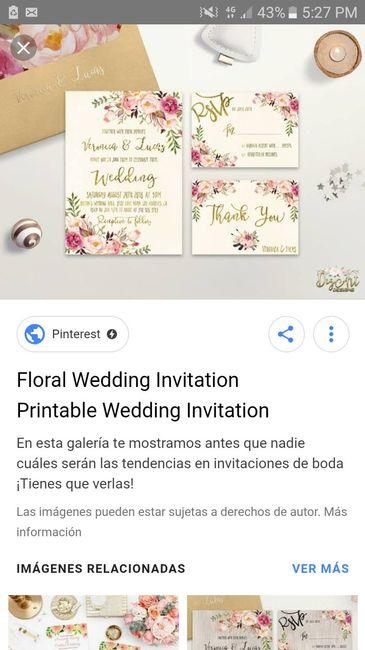 Intente hacer mis invitaciones y no pude 2