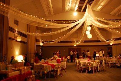 Decoraci n con series de navidad foro organizar una boda for Decoracion de salon con telas y luces