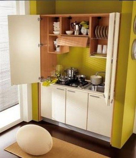 Amueblando la casa foro viviendo juntos for Muebles para cocinas muy pequenas