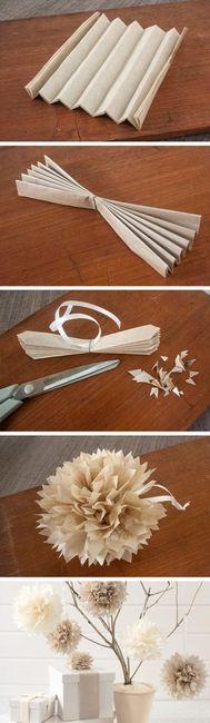 Centros de mesa con ramas secas foro manualidades para - Centros de mesa con pinas secas ...