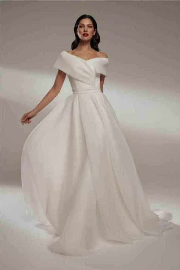 Vestidos colección 2022 Eternal Love by Ariamo Light - 1
