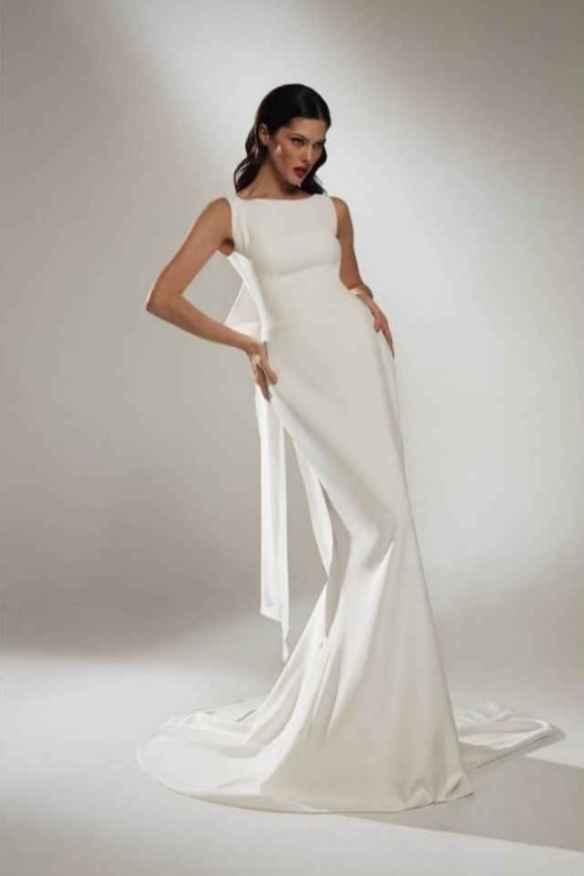 Vestidos colección 2022 Eternal Love by Ariamo Light - 2