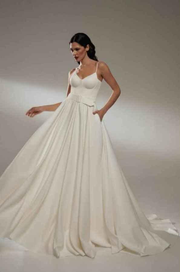 Vestidos colección 2022 Eternal Love by Ariamo Light - 4