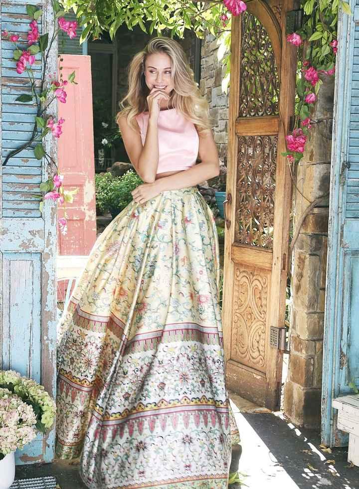¿Cuál es el mejor vestido para una boda mexicana? - 1