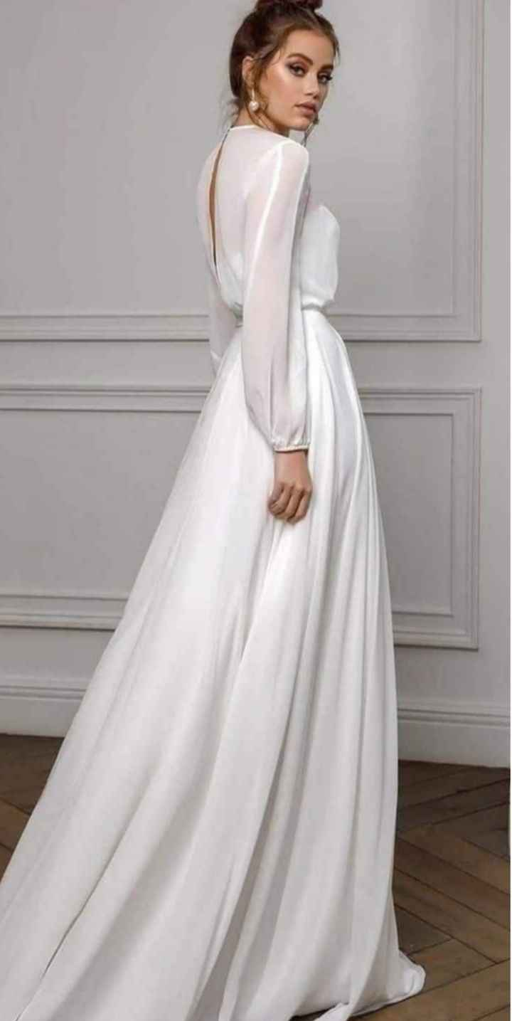 Vestidos de manga larga - 2