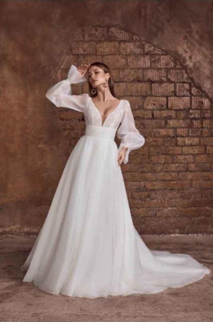 Vestidos colección 2022 Unique by Ariamo Promo - 1
