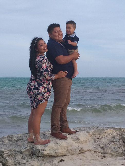 Mi sesión pre boda familiar #cancún 2