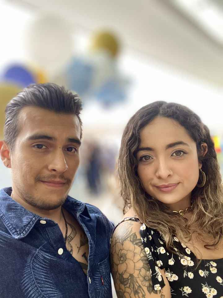 Sayra + Erick = por siempre y para siempre. - 1