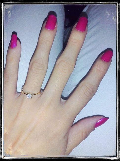 En qu mano va el anillo de compromiso depende del pa s en el que te encuentres foro antes - Anillo de casado mano ...