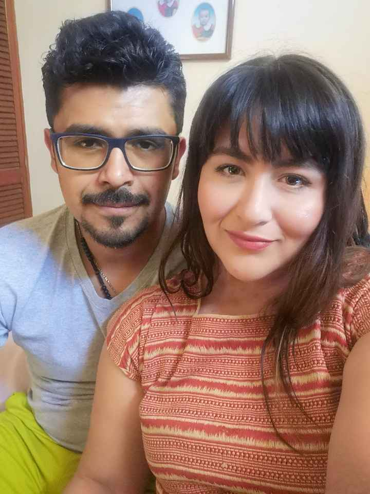 Gricel y Ernesto 💜 #elamorpuedecontodo - 1