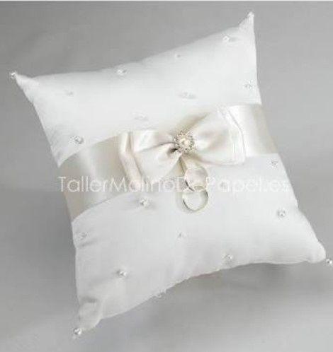 Cojines para boda cual les gusta mas foro moda nupcial - Cojines para cama matrimonio ...