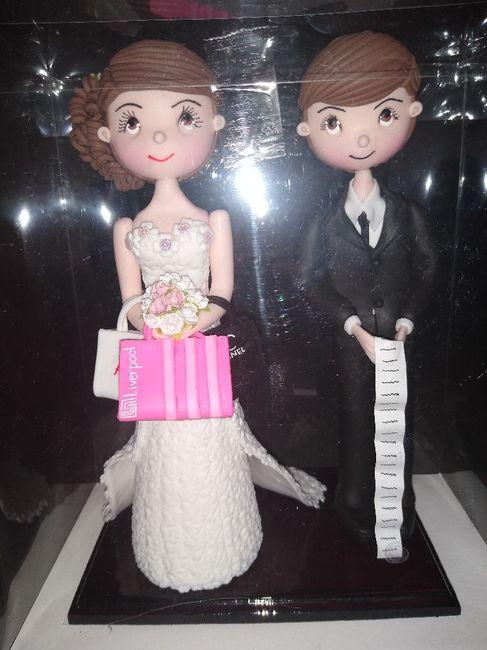 Mis cake Topper 2