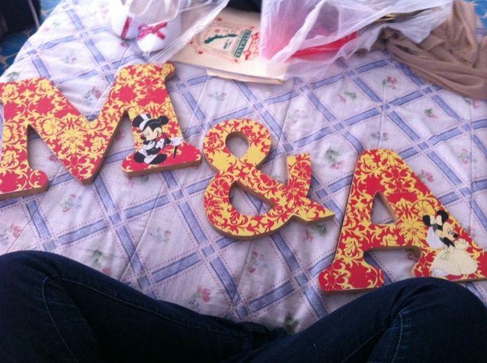 Letras para mesa de dulces foro manualidades para bodas for Mesa para manualidades