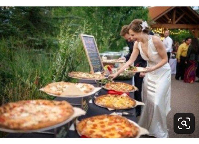 Comida informal hace la boda fea?? - 1