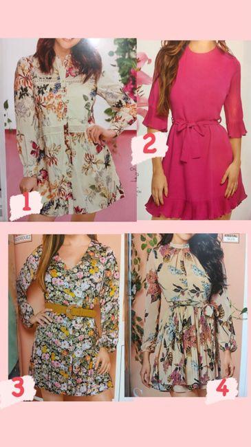 vestido ideal 👗💍 1