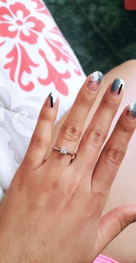 V de Viernes y de... ¡VEN a presumir tu anillo de compromiso! - 1