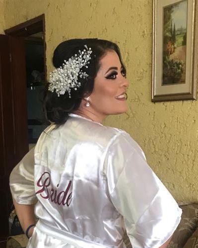 ¿Cómo es tu maquillaje de novia? 2