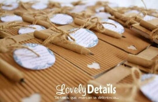 Recuerdos Para Matrimonio Rustico : Recuerdos rusticos foro manualidades para bodas