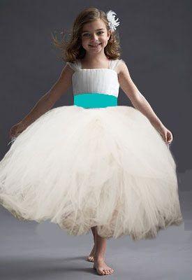 Vestidos Ampones Para Niñas Imagui