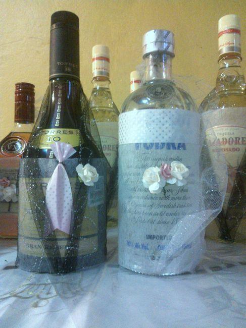 Por fin Botellas Decoradas y detalles! - Foro Organizar una boda ...