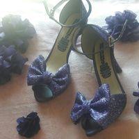 Zapatos 👠😀 morados - 1